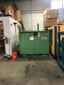 Rebuilt Sullair 50hp 12bs 50h Rotary Screw Compressor subject Prior To Sale