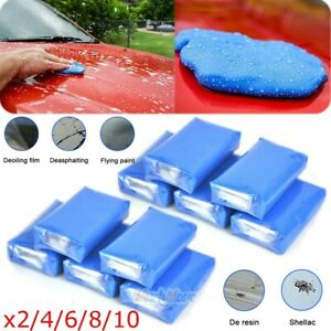 10x 180g Clay Bar Car Auto Vehicle Clean Cleaning Detailing Remove Marks Clean