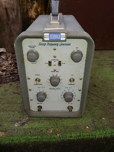 Vintage Jerrold Model 602 75 Sweep Frequency Generator