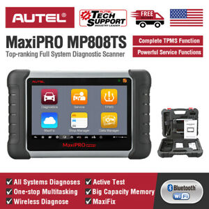 7 Touchscreen Auto All Systems Diagnostic Scan Tool Key Coding Tpms Programming