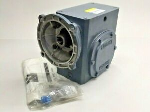 Boston F726 20 b7 g Gear Reducer Ratio 20 1 Input 2 3hp Out 1406lb F72620b7g