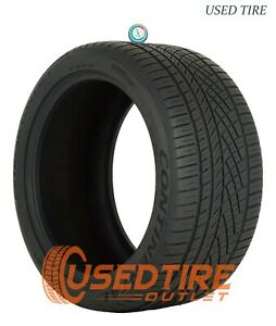 Used 3153520 315 35 20 Continental Extremecontact Dws06 110y 6 32nds Tire
