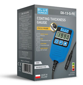 Paint Coating Thickness Gauge For Cars Dx 13 S Fe From Produzent Made In Eu