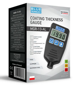 Paint Coating Thickness Gauge For Cars Mgr 13 Al From Produzent Made In Eu
