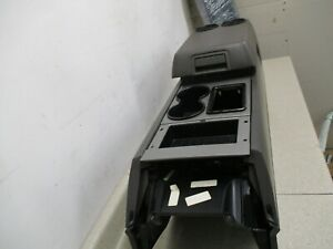 07 08 Ford Expedition Center Console Storage Compartment Assembly Rear Ac Oem