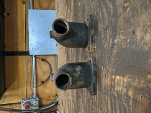 Willys Jeep L134 Motor Thermostat Housing Jeepster Pickup Wagon