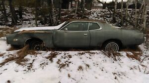 1973 Dodge Charger Used Parts