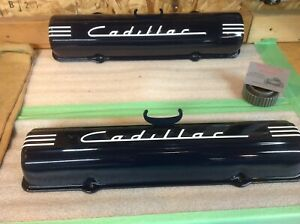 Early 50 S Cadillac Valve Covers 331