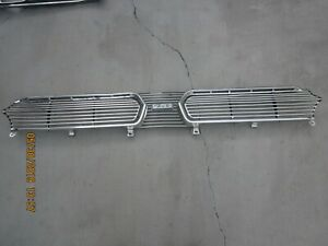 1966 Plymouth Fury Grille