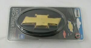 Reese Towpower 86062 Led Lighted Trailer Hitch Cover Chevy Logo Chevrolet