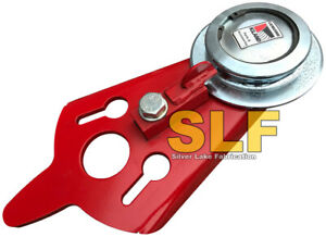 Igland Self release Self Release Pulley Snatch Block For Logging Winch Cable New