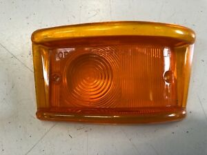 1961 1967 Ford Econoline Front Lh Amber Parking Lamp Lens Xf145008 New Fomoco