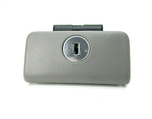 Toyota Camry Glove Box Compartment Door Latch Lock Handle Assembly Gray 02 06