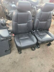 2011 Yukon Leather Seats