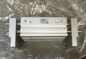 Smc Mhl2 16d1 Double Acting Pneumatic Air Gripper Automation Parallel Cylinder