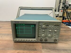 Tested Tektronix Tds 360 200mhz 1gs s Two Channel Digital Real Time Oscilloscope
