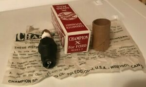 Champion Spark Plug X For Model T Ford 425