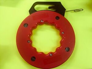 Fish Tape Wire Puller 50 Ft