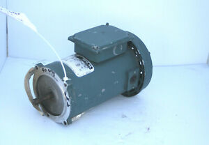 Reliance Electric T56s1004a Small Dc Motor 1 2hp 1750rpm 90v 5 20a Used