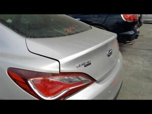 Trunk hatch tailgate Coupe Without Spoiler Fits 09 16 Genesis 1082673