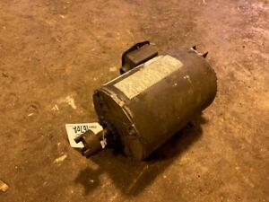 Dayton 3n017bc Electric Motor 1 Hp 1725 Rpm 208 230 460 V 3 Ph Tefc