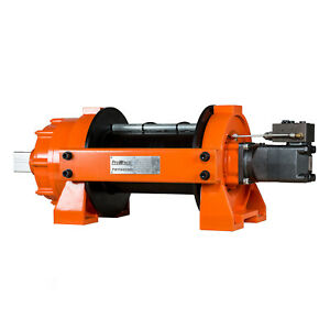 Prowinch 22 5 Ton Hydraulic Winch 45 000 Lbs