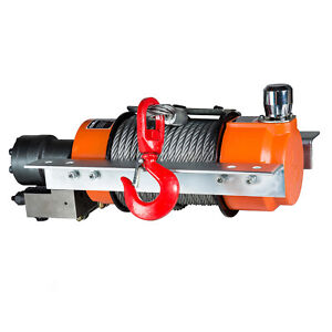 Prowinch 5 5 Ton Hydraulic Winch 11 000 Lbs