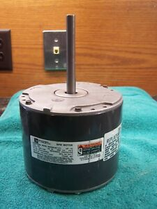 Icp Hq1012478em 1012478 Oem 1 2hp Bpm Variable Speed Motor Emerson M55bmcmy 211