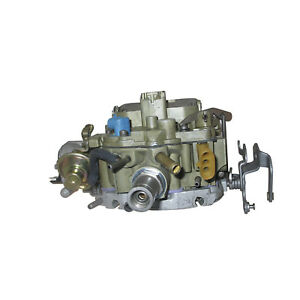 Rochester Dualjet Carburetor 1981 1984 Chevy 3 8l V6 Engine