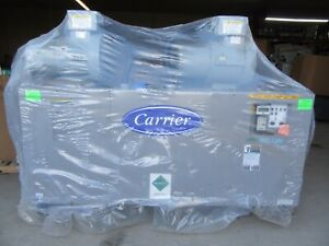 2011 100 Ton Carrier Aquaforce Packaged Chiller With Condenser R 134a 30hxa106