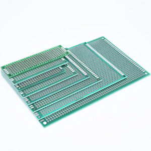 Protoboard Universal Prototype Breadboard Printed Circuit Board Double Side Pcb