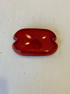 Nos 1947 1956 Chevy Gmc Guide Panel Truck Tail Light Glass Lens Suburban Guide