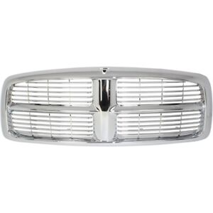 Grille For Ram Truck Dodge 1500 2500 3500 2003 2005