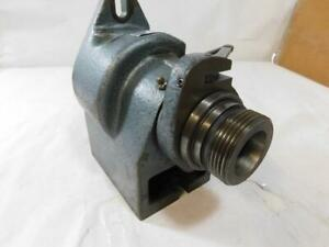 Yuasa 550 004 5c Horizontal vertical Collet Indexer spin Fixture index rotary