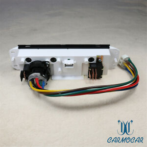 Fit For Jeep Wrangler Tj Hvac Ac A c Heater Control With Blower Motor Switch
