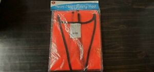 Neon Mesh Safety Vest Ep14 Size Xl pack Of 24