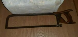 Sheffield No 77 Meat Saw With 17 Inches Of Blade Visible