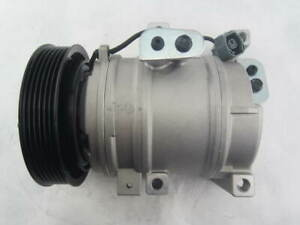 New Ac A c Compressor Fits 2007 2009 Mazda 3 Mazdaspeed Only
