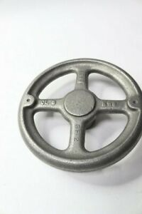 Carr Lane Manufacturing Cl 8 hwsf Hand Wheel Straight spoke Cast Iron Dia 8