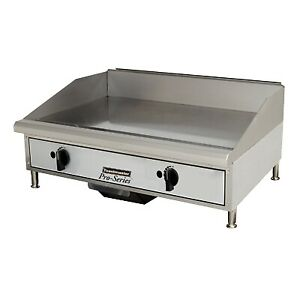 Toastmaster Tmgm24 24 Countertop Gas Griddle