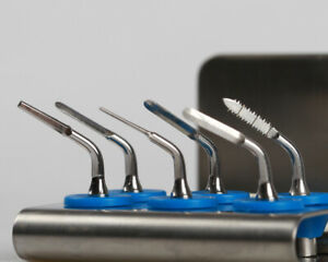 Dental Ultrasonic Extraction Tips Kit For Acteon Satelec Piezotome Implantcenter