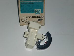 1968 Riviera Nos Vacumn Vent Heater Revent Switch 7305239