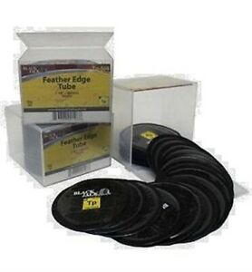 Black Jack Tire Repair Feather Edge Tube Patch 3 1 8 Round Bx 30 bjtp 508