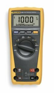 Fluke Fluke r Fluke 175 Full Size General Features Digital Multimeter In
