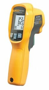 Fluke Backlit Lcd Infrared Thermometer Laser Sighting Single Dot 22 To 9