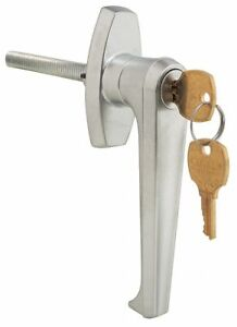 Compx National Alike keyed L handle Keyed Cam Lock Key C415a For Door Thic