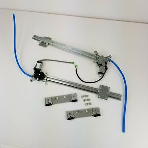 Jeep Wagoneer 1963 91 Power Window Conversion Kit Door Motor 12v Regulator Grand