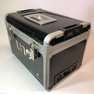 Uno Cuattro Portable Digital X ray System Case Power Supply Battery Charger