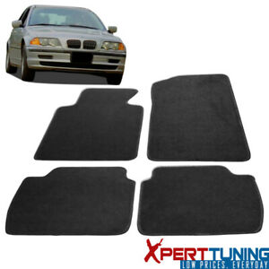 Fits Bmw E46 Floor Mats Carpet Front Rear Full Set With Optional Colors