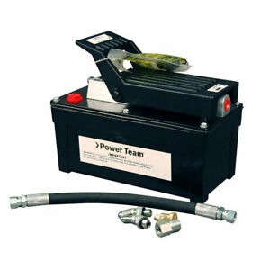 Pump Conv Kit 3200 Psi With Orifice For Rotary Rolling Jacks Fa5121